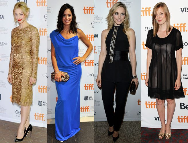 TIFF RED CARPET POLL: Which Toronto celebrity was best dressed at TIFF 2012?