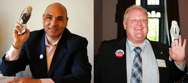 QUOTED: George Smitherman predicts whether Rob Ford will win a second term