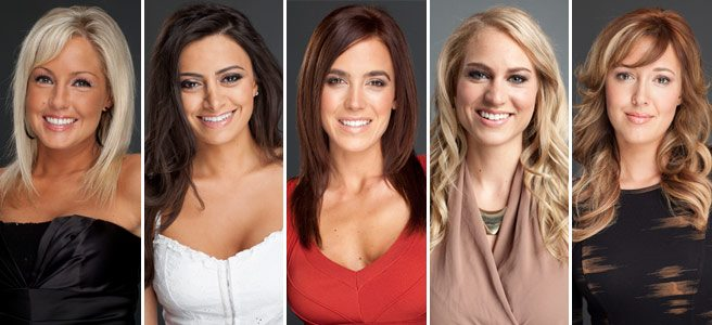 Introducing: The bachelorettes of The Bachelor Canada, part two