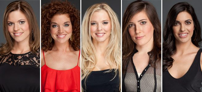 Introducing: The bachelorettes of The Bachelor Canada, part three