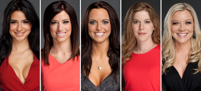 Introducing: The bachelorettes of The Bachelor Canada, part five