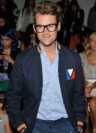 Celebrity stylist Brad Goreski wants women to start wearing Mark's Work Wearhouse