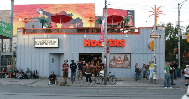 Hooters embarks on a bold new business strategy: appealing to women