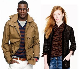 The J.Crew store in the Eaton Centre will open on October 3