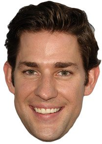 SPOTTED: Jim Halpert, a.k.a. John Krasinski, arrives at Pearson