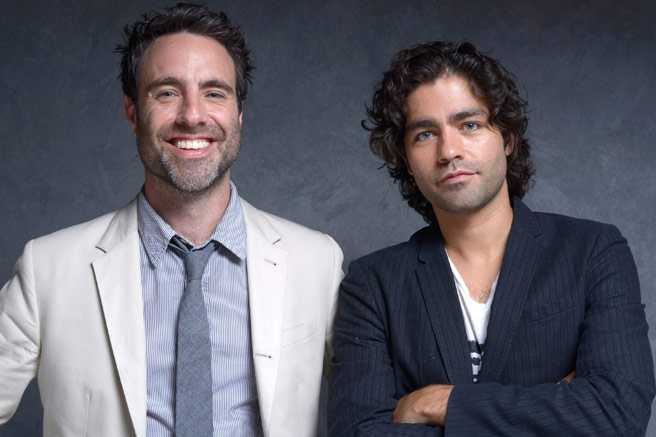 TIFF Q&A: Adrian Grenier and Matthew Cooke on America's costly, futile war on drugs