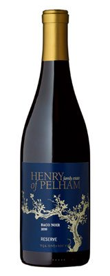 David Lawrason's Weekly Wine Pick: a rich Ontario baco noir from an especially fulsome vintage