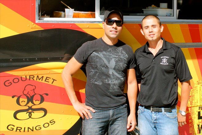 Introducing: Gourmet Gringos, a new food truck serving Latin American fare (including handmade empanadas)