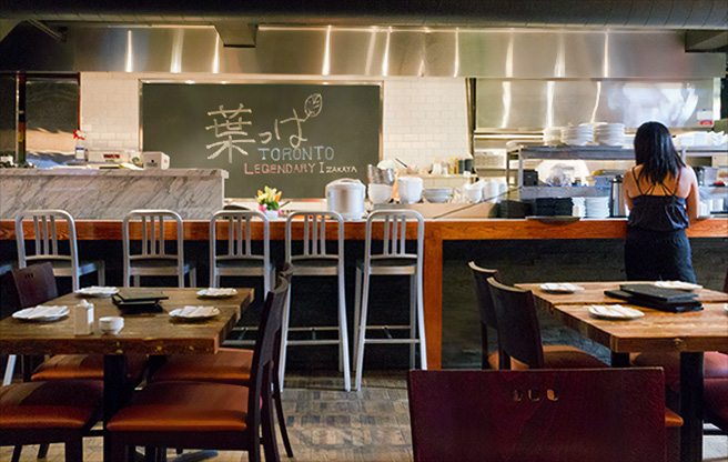 Introducing: Hapa Izakaya, the Little Italy outpost of Vancouver's popular Japanese pub