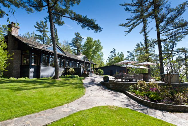 Cottage of the Week: $6.8 million for an island, plus six cabins, in Georgian Bay