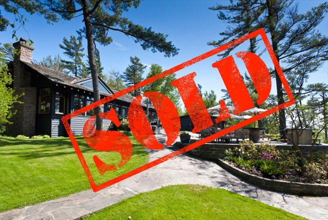 Sold: a 12-acre island in Georgian Bay for $4.5 million