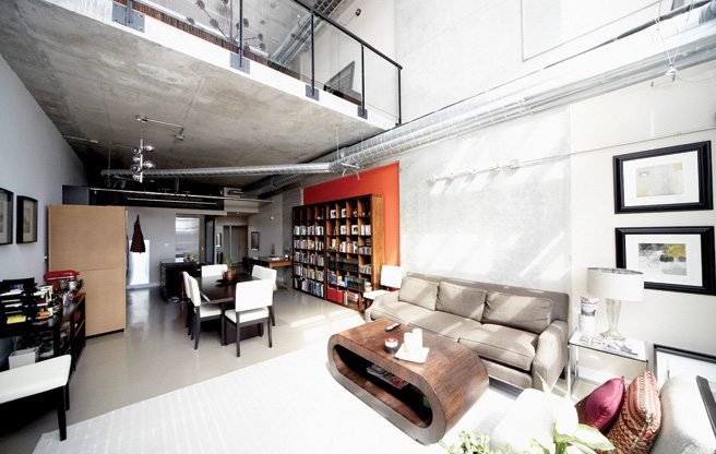 Condomonium: $825,000 for a King East loft with walls that beg for large-scale art