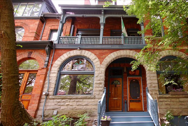 House of the Week: $850,000 for a quirky Victorian townhome in Cabbagetown
