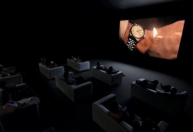 The Argument: Why people around the world line up to see The Clock, Christian Marclay's cinematic mash-up