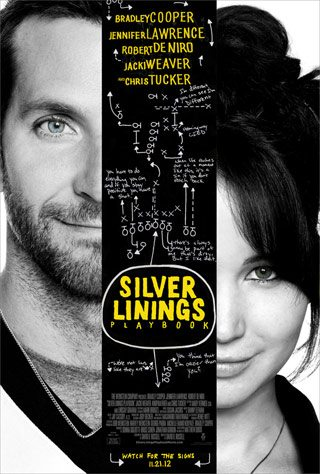 Silver Linings Playbook wins the People's Choice Award at TIFF (despite the lame name)