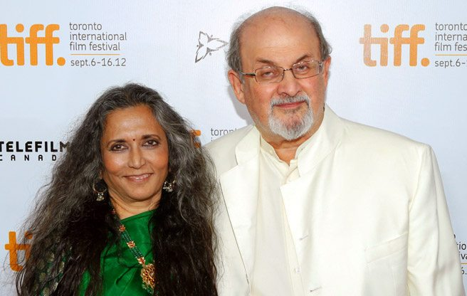 TIFF RED CARPET: Deepa Mehta, Salman Rushdie and shrieking lovers of Bollywood at Midnight's Children