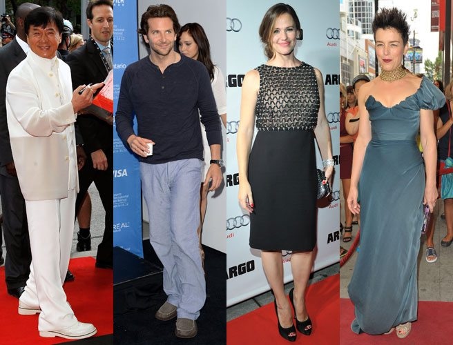 TIFF Roundup: the festival's worst-dressed stars