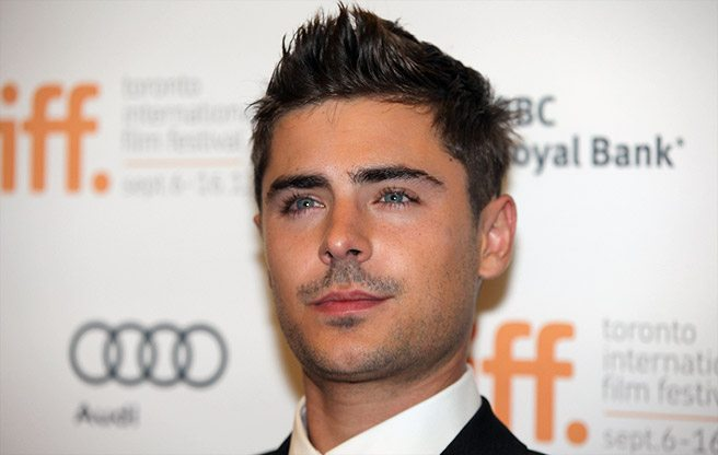 TIFF RED CARPET: Zac Efron looks sharp and Dennis Quaid looks…casual at the At Any Price premiere