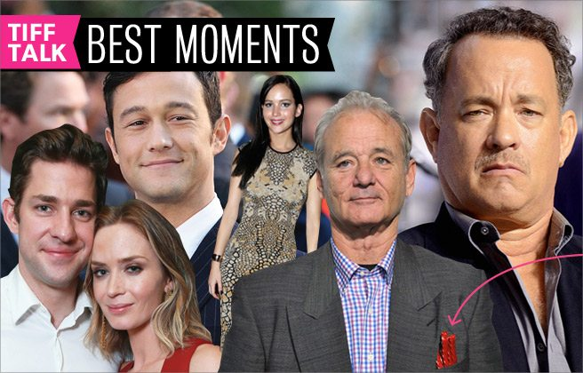 TIFF Roundup: five of the film festival's best moments