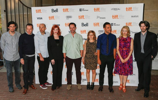 TIFF Gallery: Christina Hendricks cheats on Bryan Cranston (in a live read of American Beauty)
