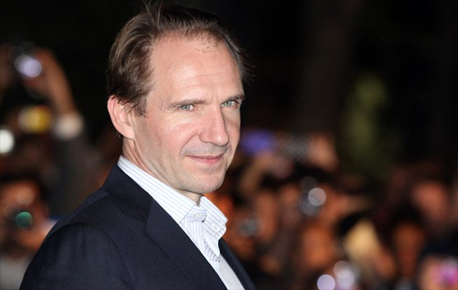 TIFF RED CARPET: Ralph Fiennes looks much friendlier than Voldemort at Great Expectations