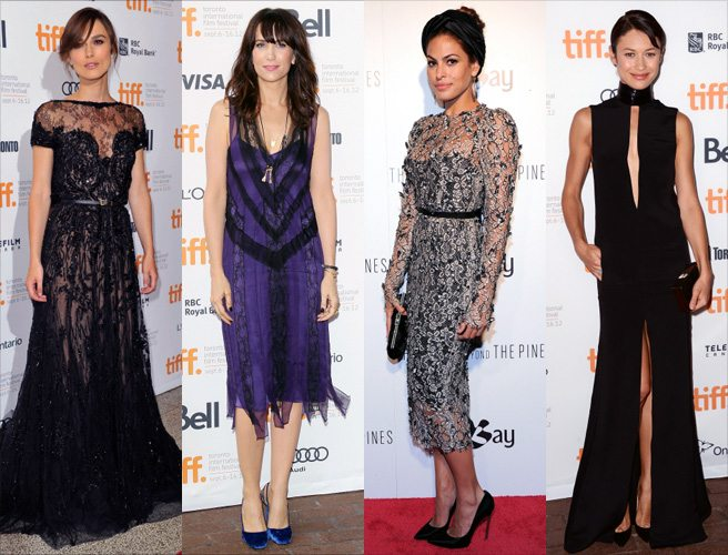 RED CARPET POLL: Which star was most stylish on night two of TIFF 2012?