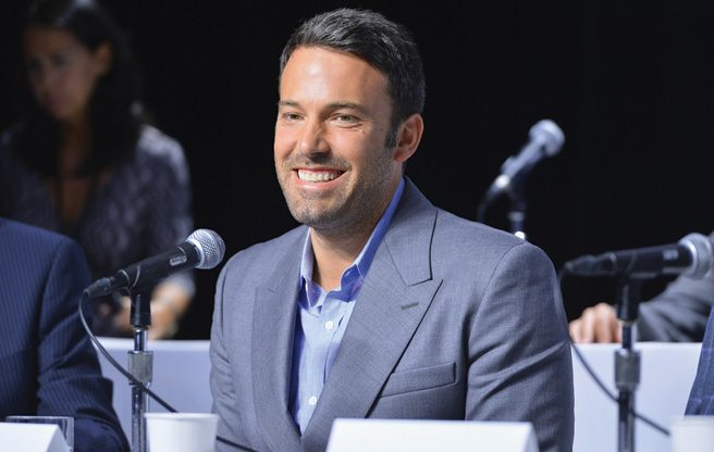 TIFF PRESS CONFERENCE: Ben Affleck reveals the secret to faking Canadian at the Argo presser
