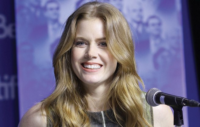 TIFF PRESS CONFERENCE: The Master's Amy Adams and Paul Thomas Anderson share parenting secrets