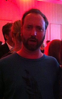 Spotted: Tom Green (with Kenny Hotz) at the Shangri-La