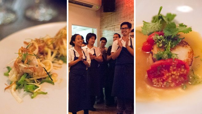 Beyond pad Thai: a look at the collaborative dinner between Yours Truly and Kiin Kiin's Kiki Sontiyart
