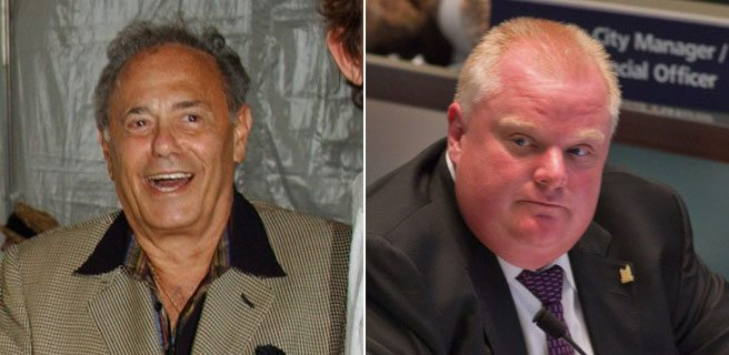 QUOTED: Mel Lastman rates Rob Ford's intelligence