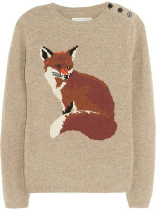 The Find: a foxy example of the animal sweater trend
