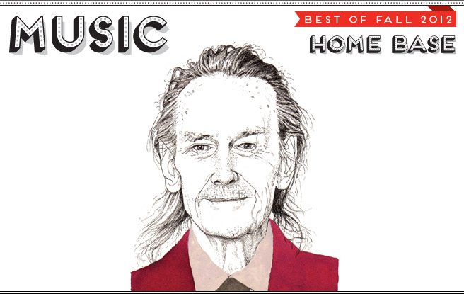 Best of Fall 2012: Gordon Lightfoot makes a triumphant return to his favourite concert hall