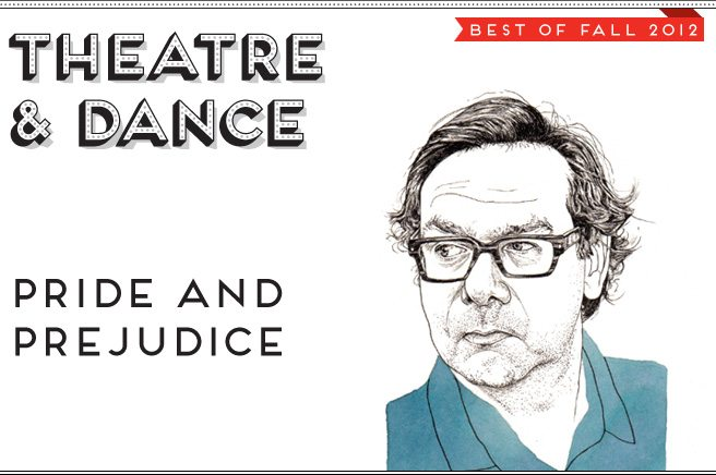 Best of Fall 2012: Michael Healey on mounting his controversial play Proud