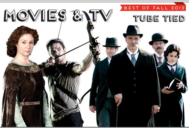 Best of Fall 2012: the five best bets from fall's deluge of TV premieres
