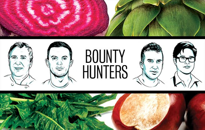 Flavour of the Month: Eight locavore chefs on what to do with their favourite farmers' market finds