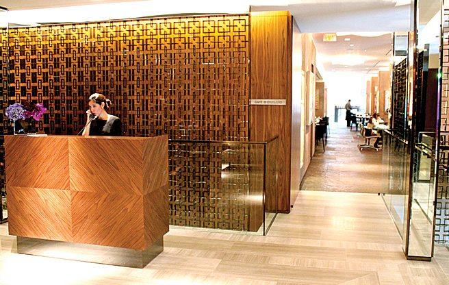Introducing: Café Boulud, Daniel Boulud's new casual fine-dining restaurant at the Four Seasons