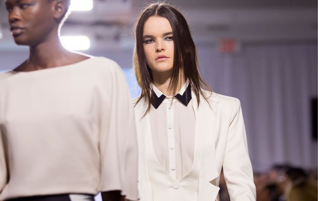 Jean-Pierre Braganza returns from London with tuxedos in tow for spring/summer 2013