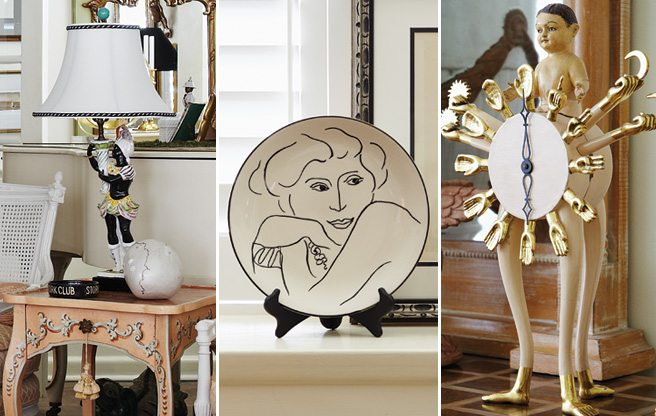 Great Spaces: a Rosedale couple fills their condo with curios gathered over 51 years together