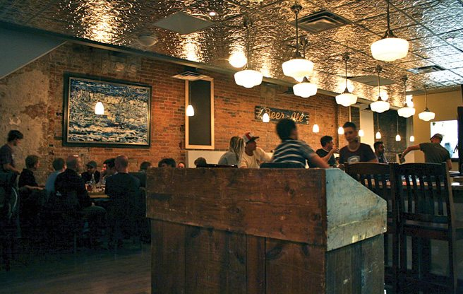 Introducing: Indie Alehouse, the Junction's long-awaited new brewpub