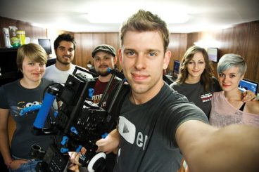 Jesse Brown: Meet the YouTubers