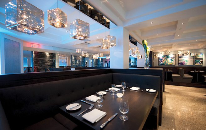 Introducing: Michael's on Simcoe, a new downtown steakhouse from the old manager of Harbour Sixty