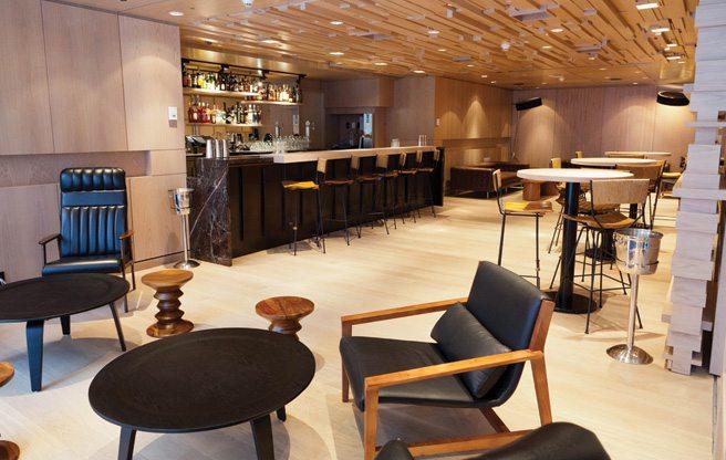 Introducing: Nikai, the Momofuku complex's new bar and lounge
