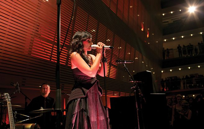 Party Pages: Opera supporters dance to Nelly Furtado and The Arkells at this year's Operanation gala