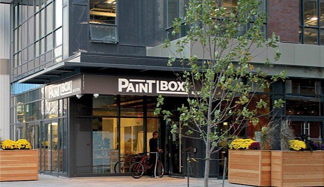 Introducing: Paintbox Bistro, Regent Park's colourful new social enterprise restaurant