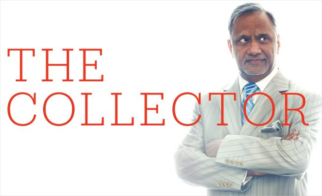 The Collector: How Ash Prakash became the preeminent art dealer for the country's wealthiest families