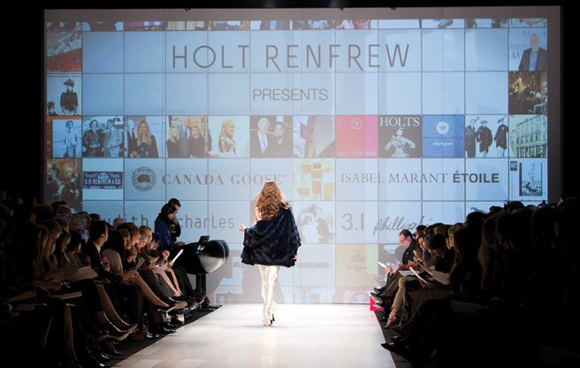 Toronto Fashion Week: Holt Renfrew kicks things off by opening its show up to international designers