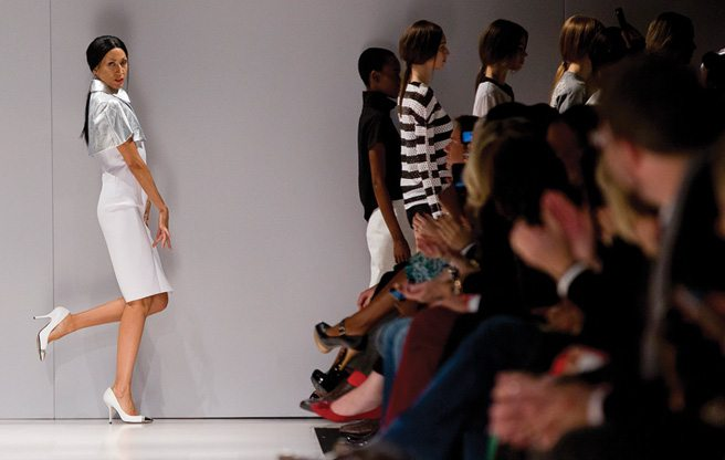 Toronto Fashion Week: Joe Fresh delivers a crisp spring/summer 2013 collection to his adoring fans