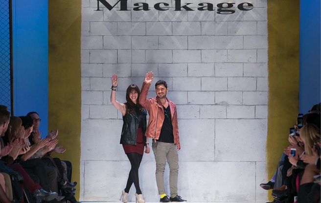 Toronto Fashion Week: Mackage proves leather can work for spring at its spring/summer 2013 show