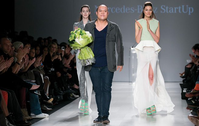 Toronto Fashion Week: Duy Nguyen triumphs at the Mercedes-Benz Start Up finalists show